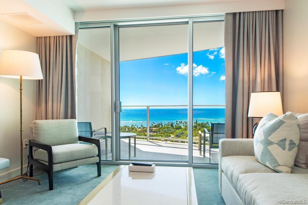The Ritz-Carlton Residences condo # 2402, Honolulu, Hawaii - photo 2 of 25