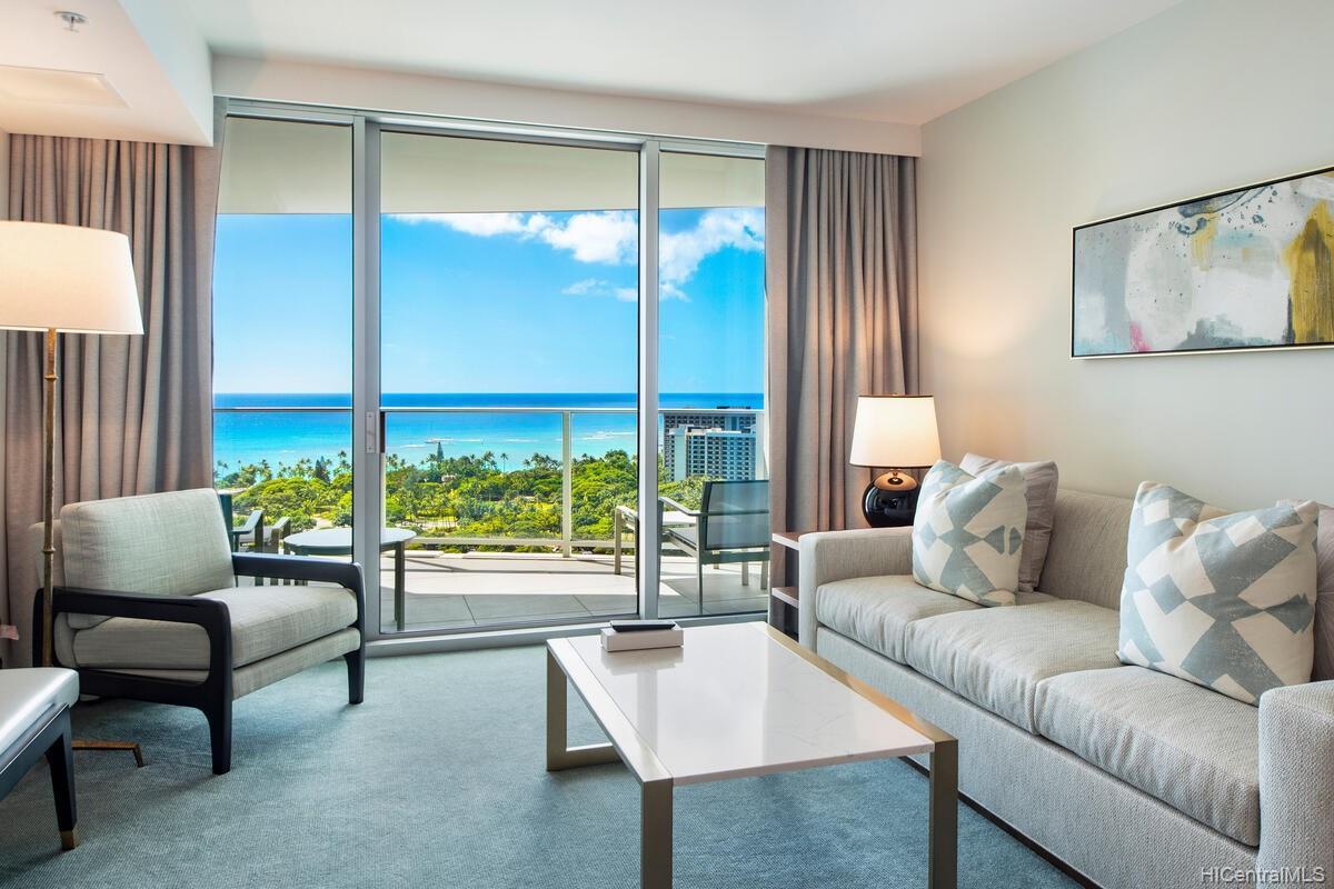 The Ritz-Carlton Residences condo # 2402, Honolulu, Hawaii - photo 3 of 25