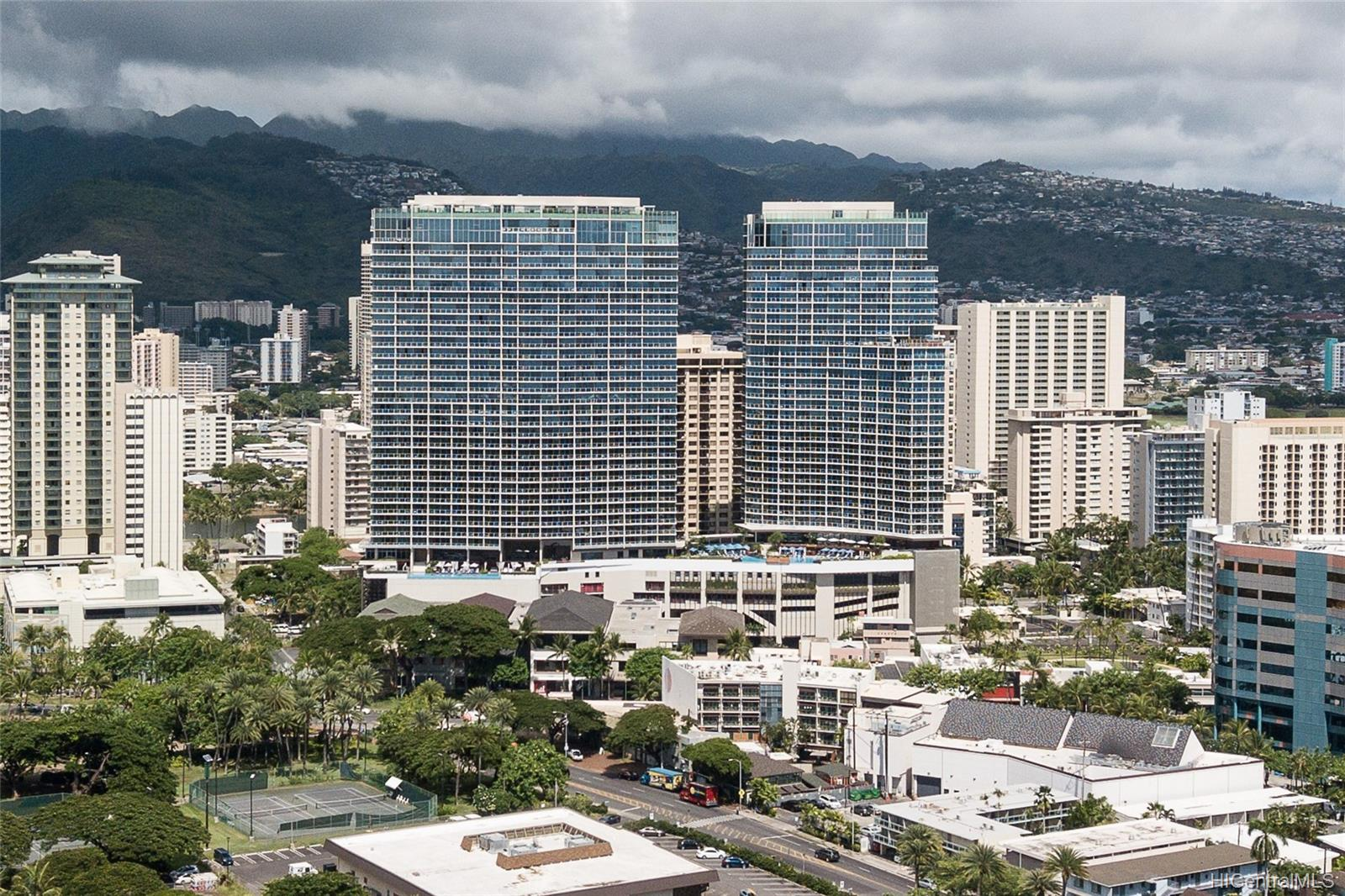 The Ritz-Carlton Residences condo # 2805, Honolulu, Hawaii - photo 1 of 13