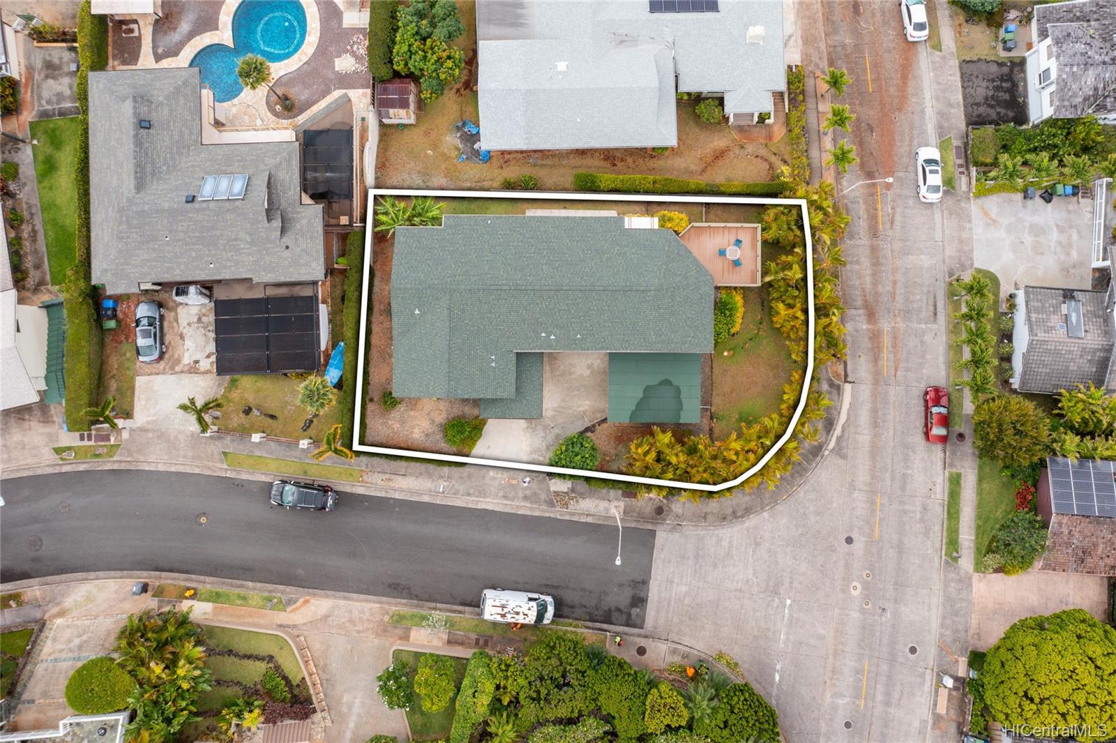 2155  Ahaku Place Waialae Nui Rdge, Diamond Head home - photo 24 of 25