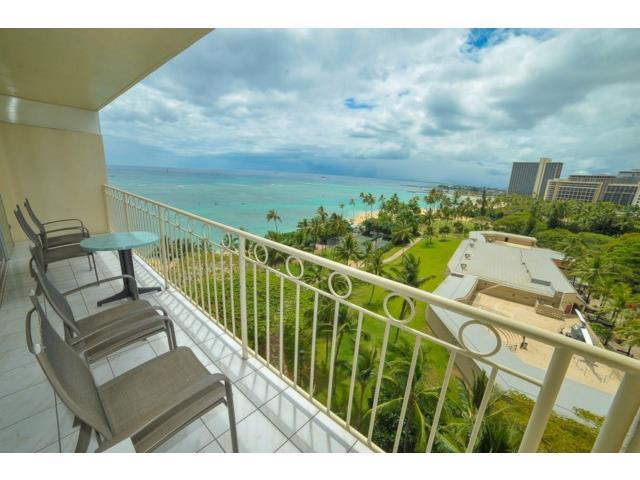 Waikiki Shore condo #1012, Honolulu, Hawaii - photo 1 of 4