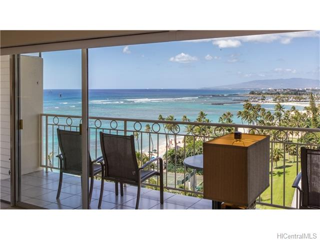 Waikiki Shore condo #1112, Honolulu, Hawaii - photo 1 of 16