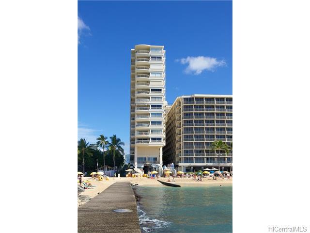 Waikiki Shore condo # 1112, Honolulu, Hawaii - photo 3 of 16