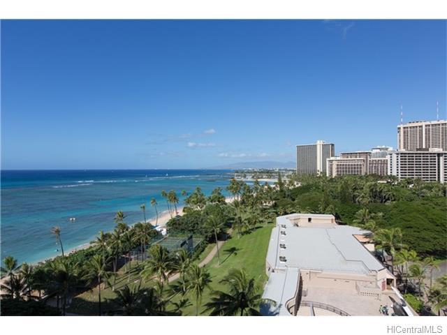 Waikiki Shore condo # 1112, Honolulu, Hawaii - photo 6 of 16