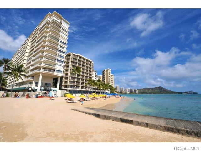 Waikiki Shore condo #1114, Honolulu, Hawaii - photo 1 of 8