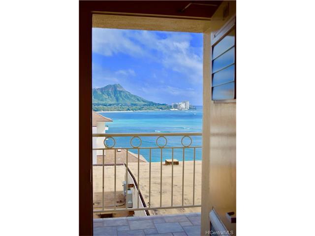 Waikiki Shore condo #1205, Honolulu, Hawaii - photo 1 of 18