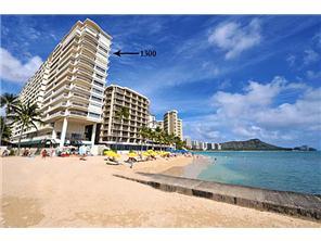 Waikiki Shore condo #1300, Honolulu, Hawaii - photo 1 of 7