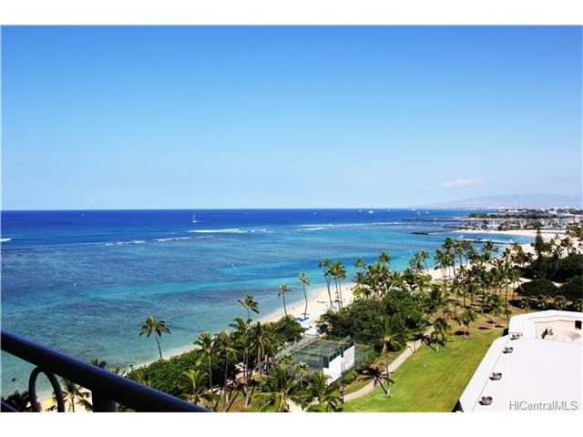 Waikiki Shore condo #1315, Honolulu, Hawaii - photo 1 of 25
