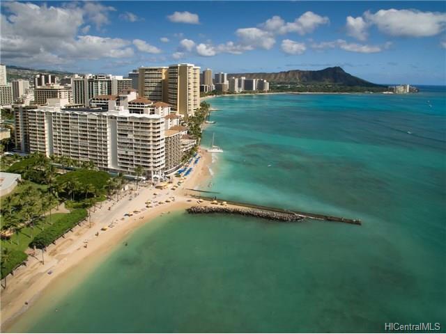 Waikiki Shore condo #208, Honolulu, Hawaii - photo 1 of 10