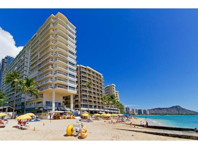 Waikiki Shore condo #218, Honolulu, Hawaii - photo 1 of 16
