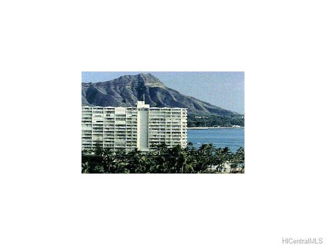 Waikiki Shore condo #314, Honolulu, Hawaii - photo 1 of 8
