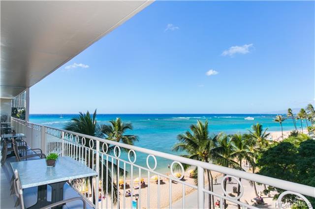 Waikiki Shore condo #502, Honolulu, Hawaii - photo 1 of 25