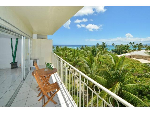 Waikiki Shore condo # 516, Honolulu, Hawaii - photo 2 of 15