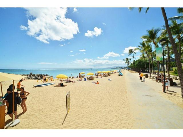 Waikiki Shore condo # 516, Honolulu, Hawaii - photo 13 of 15