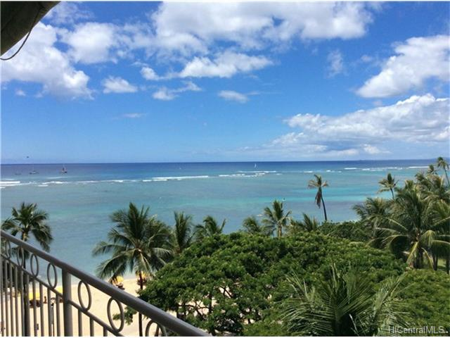 Waikiki Shore condo #606, Honolulu, Hawaii - photo 1 of 23