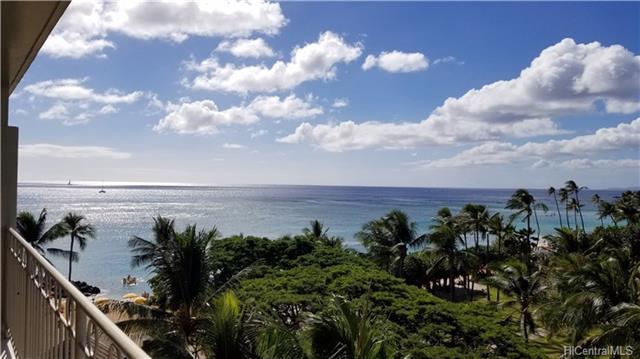 Waikiki Shore condo #610, Honolulu, Hawaii - photo 1 of 9