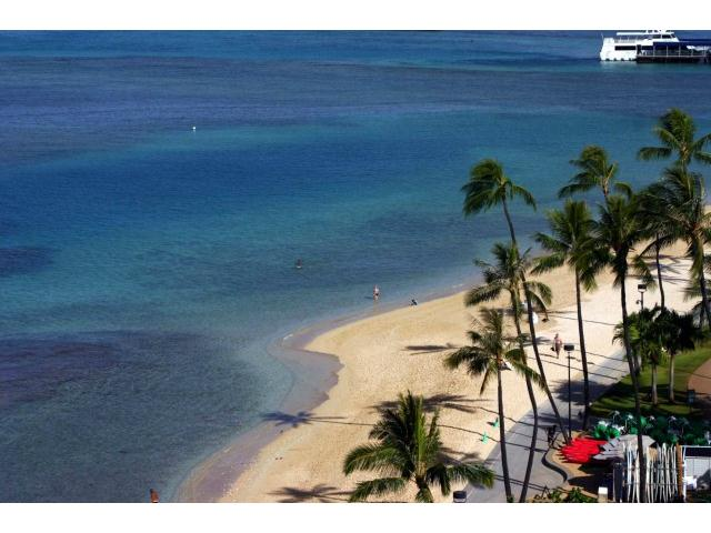 Waikiki Shore condo # 618, Honolulu, Hawaii - photo 2 of 25