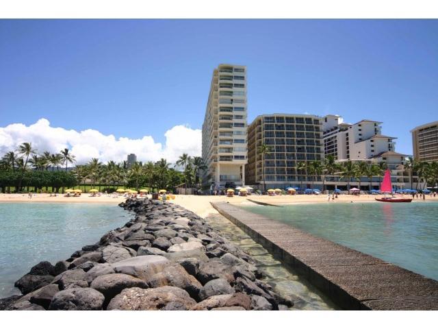 Waikiki Shore condo # 618, Honolulu, Hawaii - photo 3 of 25