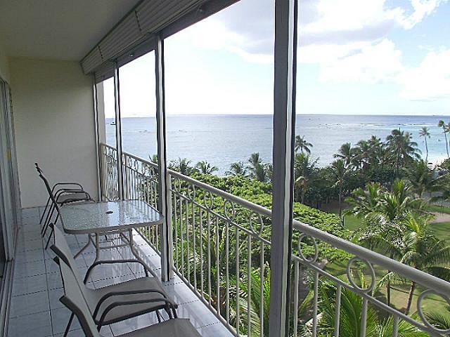 Waikiki Shore condo #712, Honolulu, Hawaii - photo 1 of 18