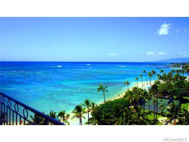 Waikiki Shore condo #906, Honolulu, Hawaii - photo 1 of 3
