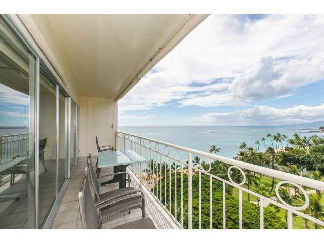 Waikiki Shore condo #908, Honolulu, Hawaii - photo 1 of 16