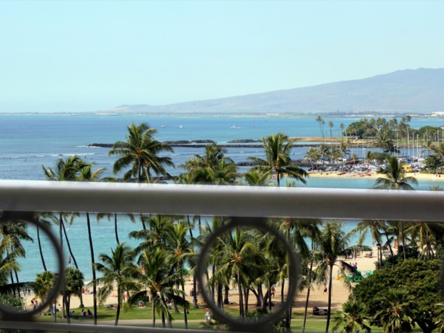 Waikiki Shore condo #918, Honolulu, Hawaii - photo 1 of 25