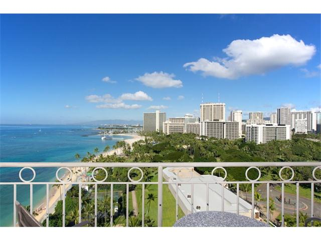 Waikiki Shore condo #PH3, Honolulu, Hawaii - photo 1 of 15