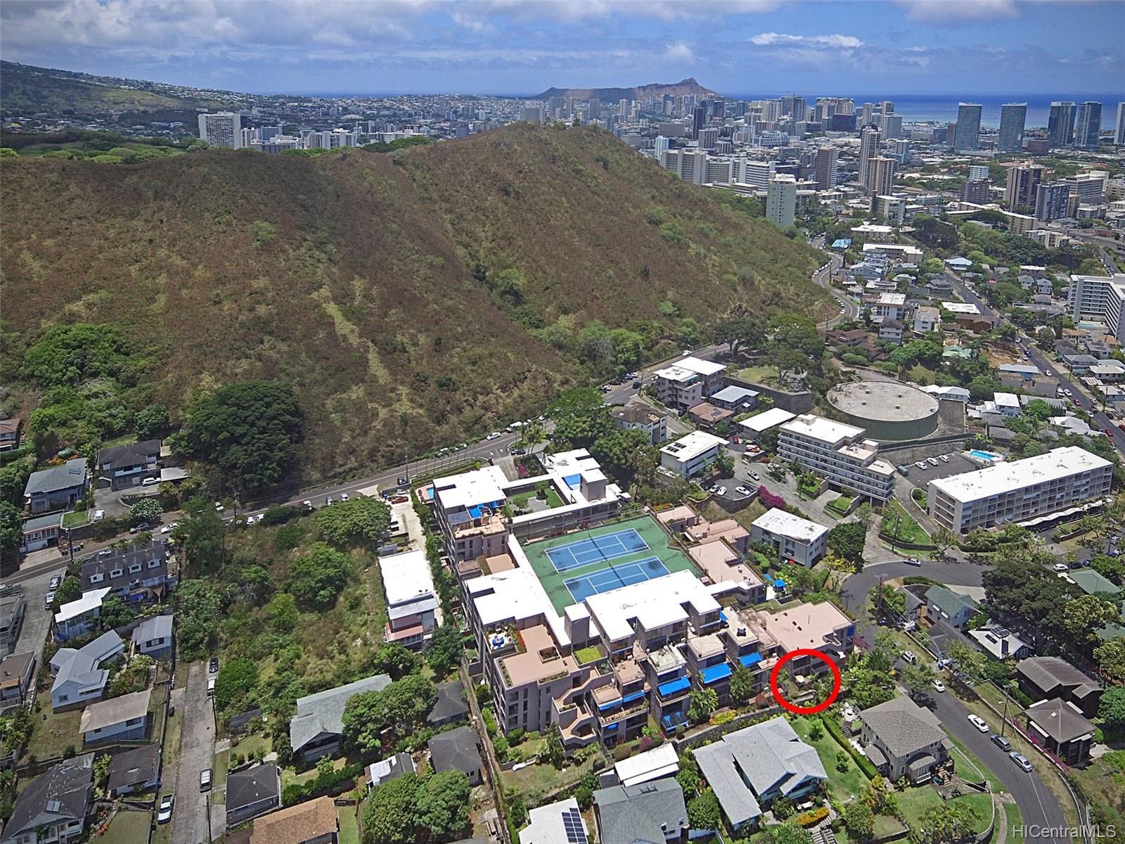 Dowsett Point condo # D12, Honolulu, Hawaii - photo 20 of 20