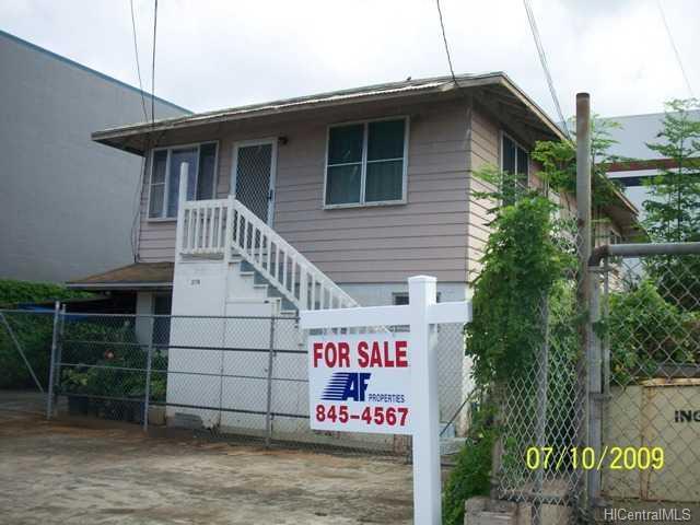 2176 Kamehameha Hwy Honolulu Oahu commercial real estate photo1 of 8