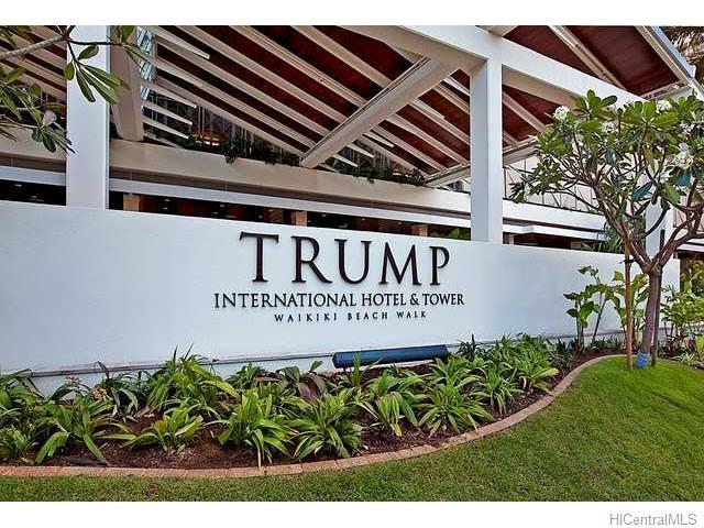 Trump Tower Waikiki condo #1409, Honolulu, Hawaii - photo 1 of 9