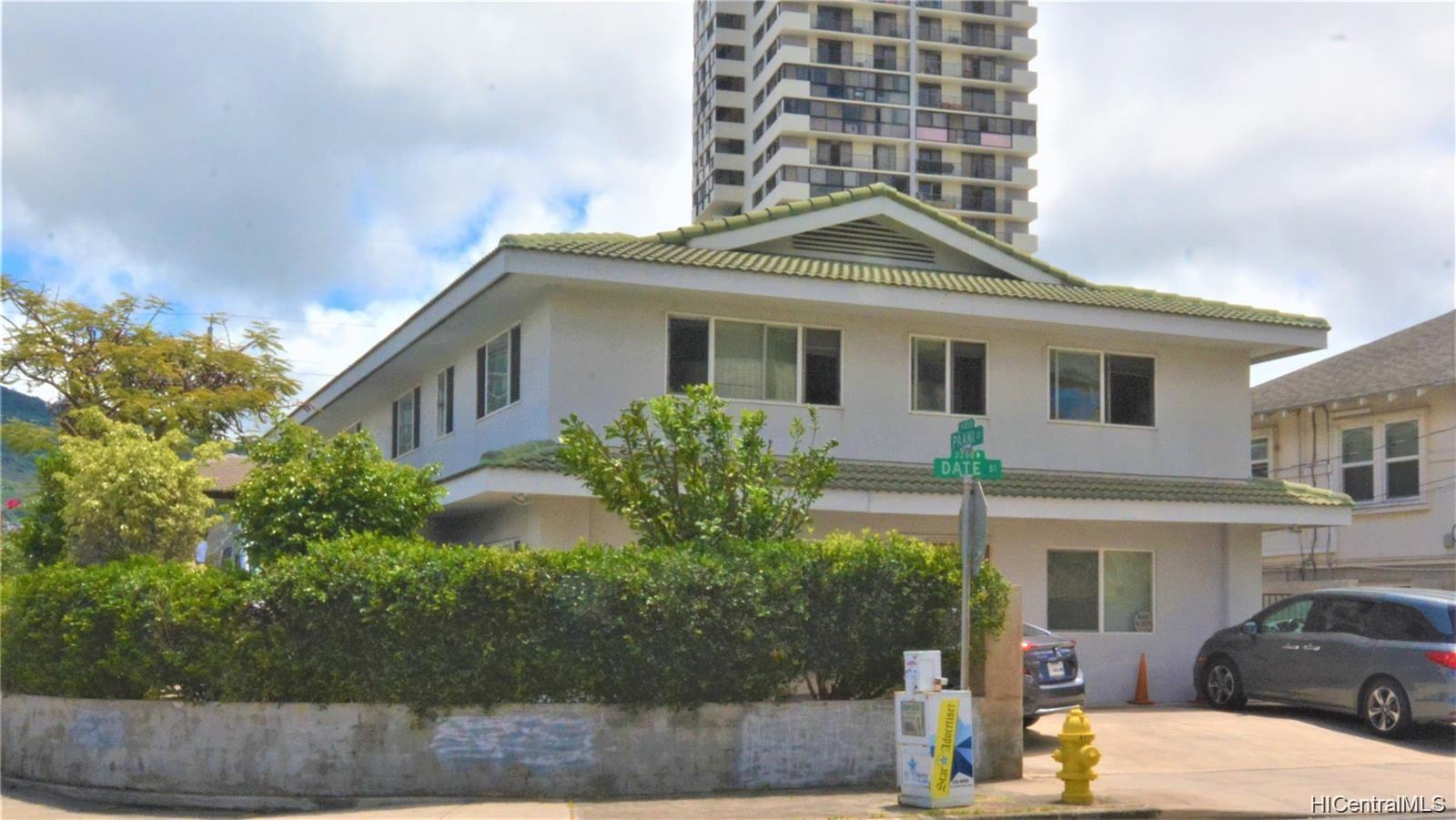 2204 Date Street Honolulu - Multi-family - photo 1 of 19