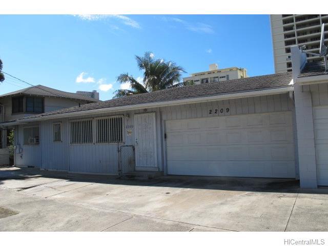2209 Citron St Moiliili, Honolulu home - photo 1 of 20