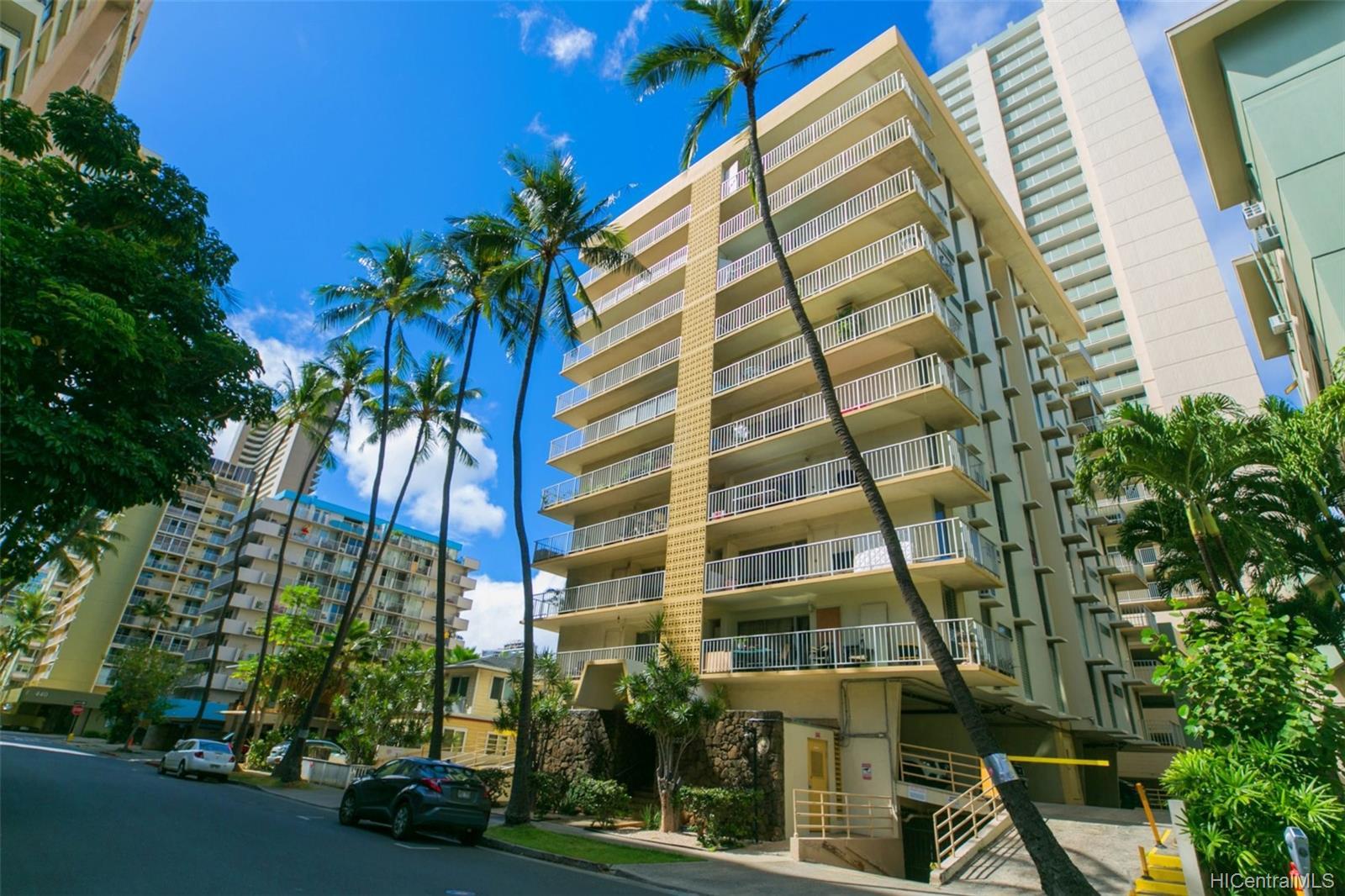Coral Terrace Apts condo # 804, Honolulu, Hawaii - photo 19 of 19