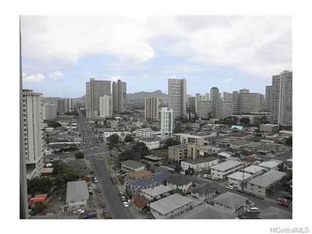 Parkside Tower condo #2104, Honolulu, Hawaii - photo 1 of 9