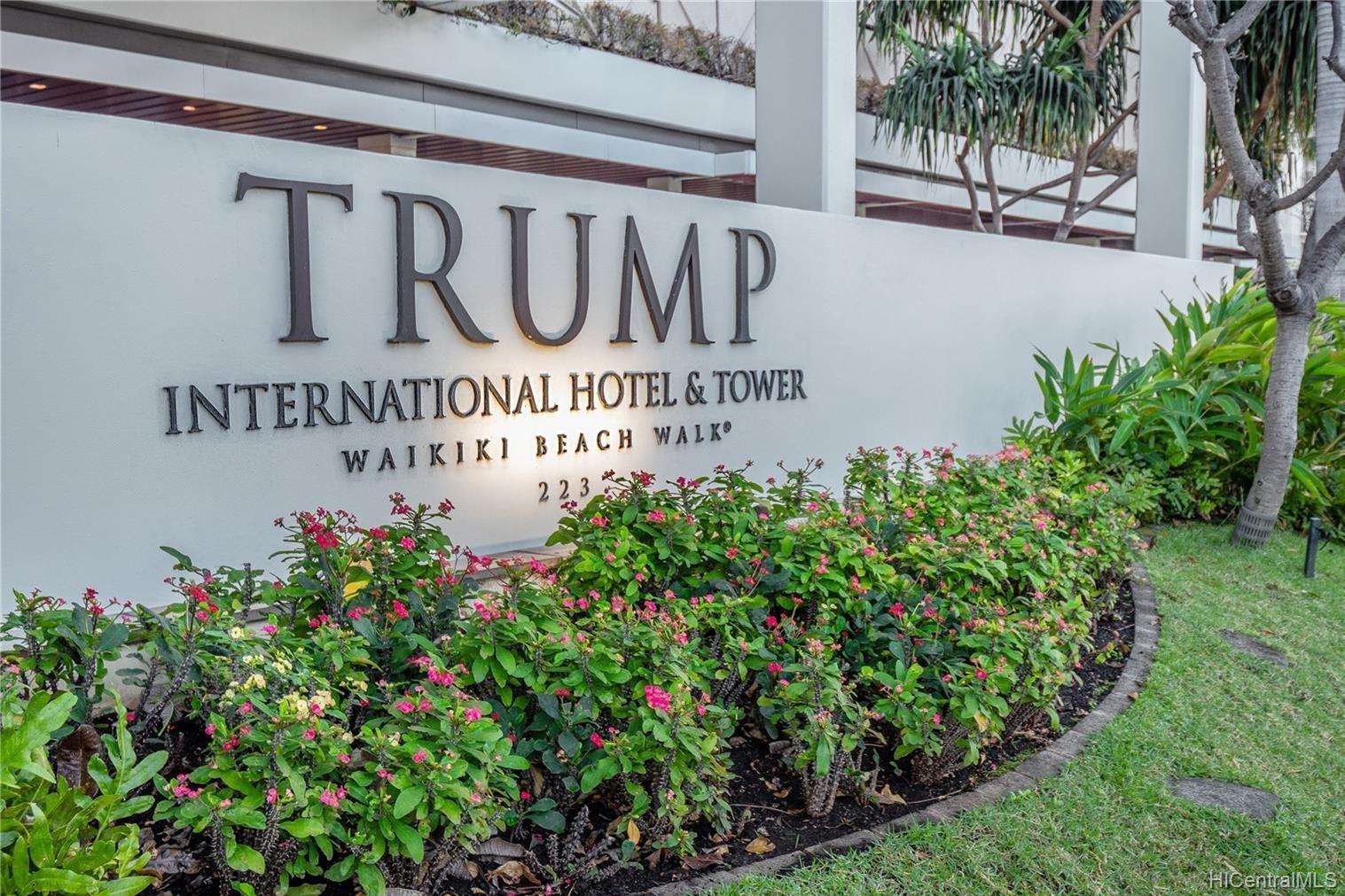 Trump Tower Waikiki condo # 818, Honolulu, Hawaii - photo 12 of 14
