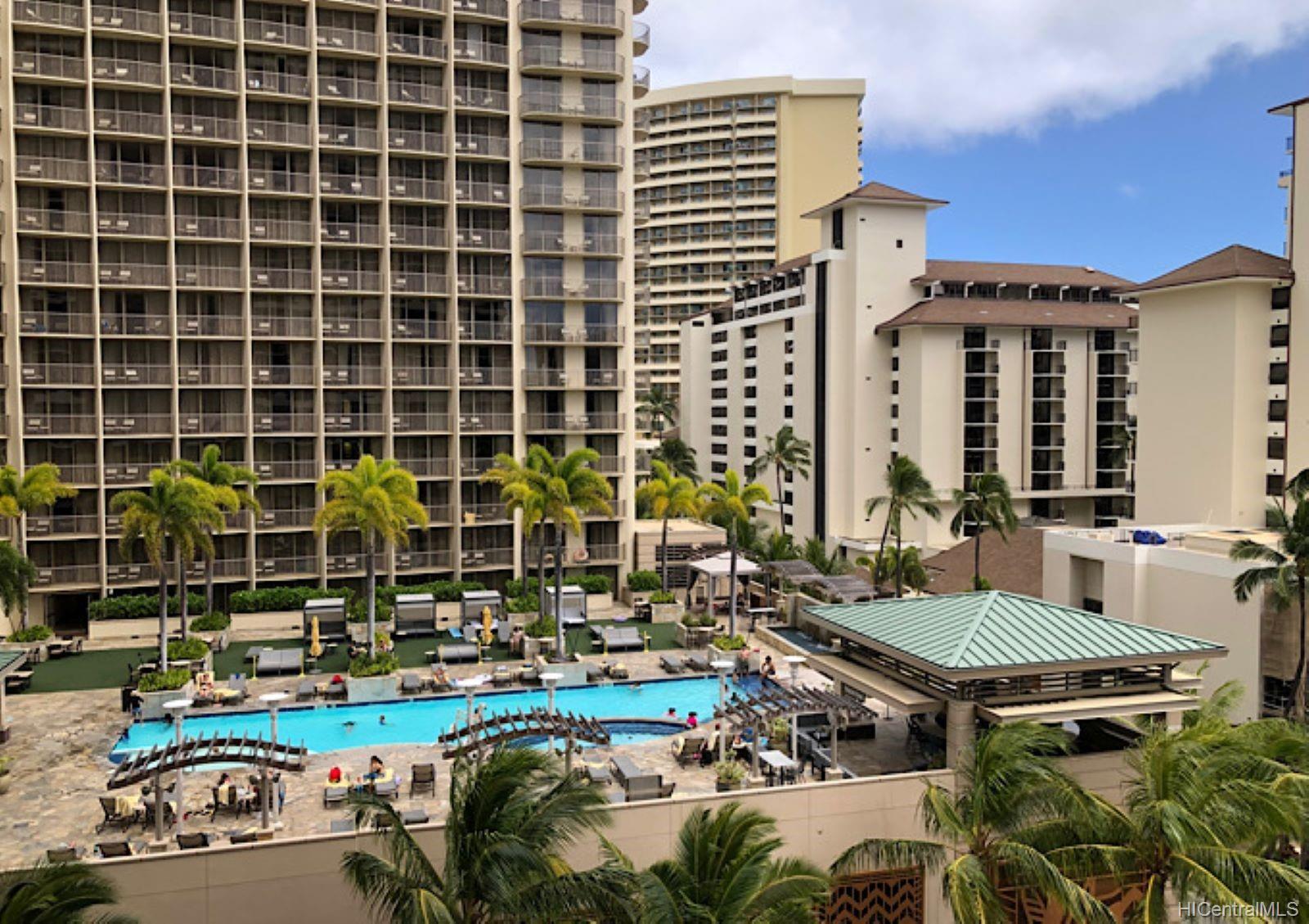 Trump Tower Waikiki condo # 818, Honolulu, Hawaii - photo 13 of 14