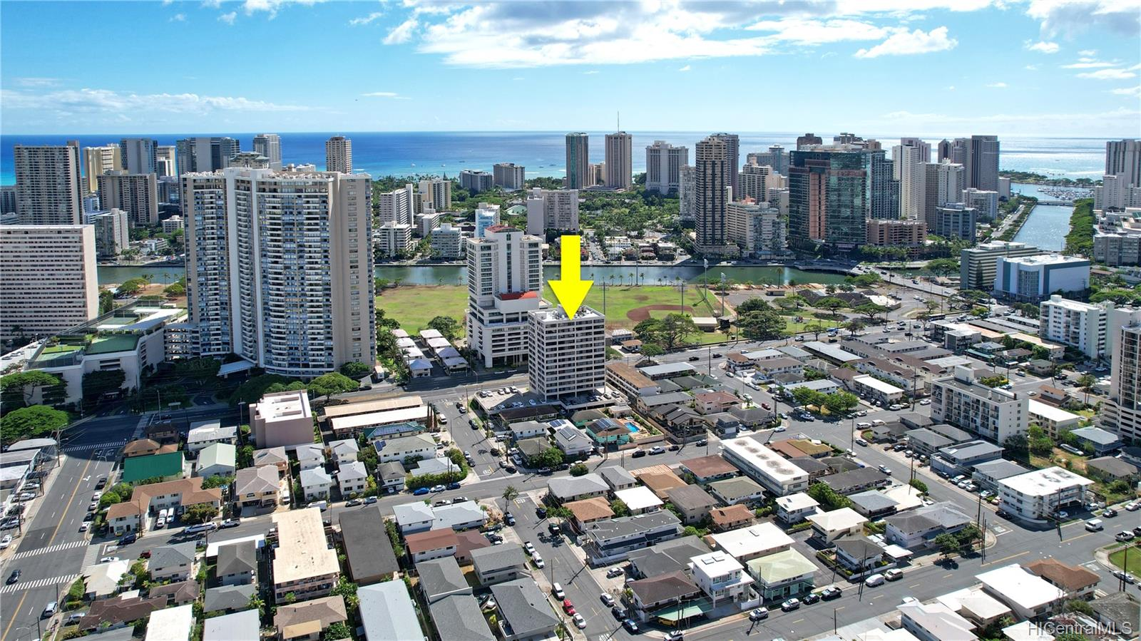 Kapiolani House condo # 704, Honolulu, Hawaii - photo 3 of 23