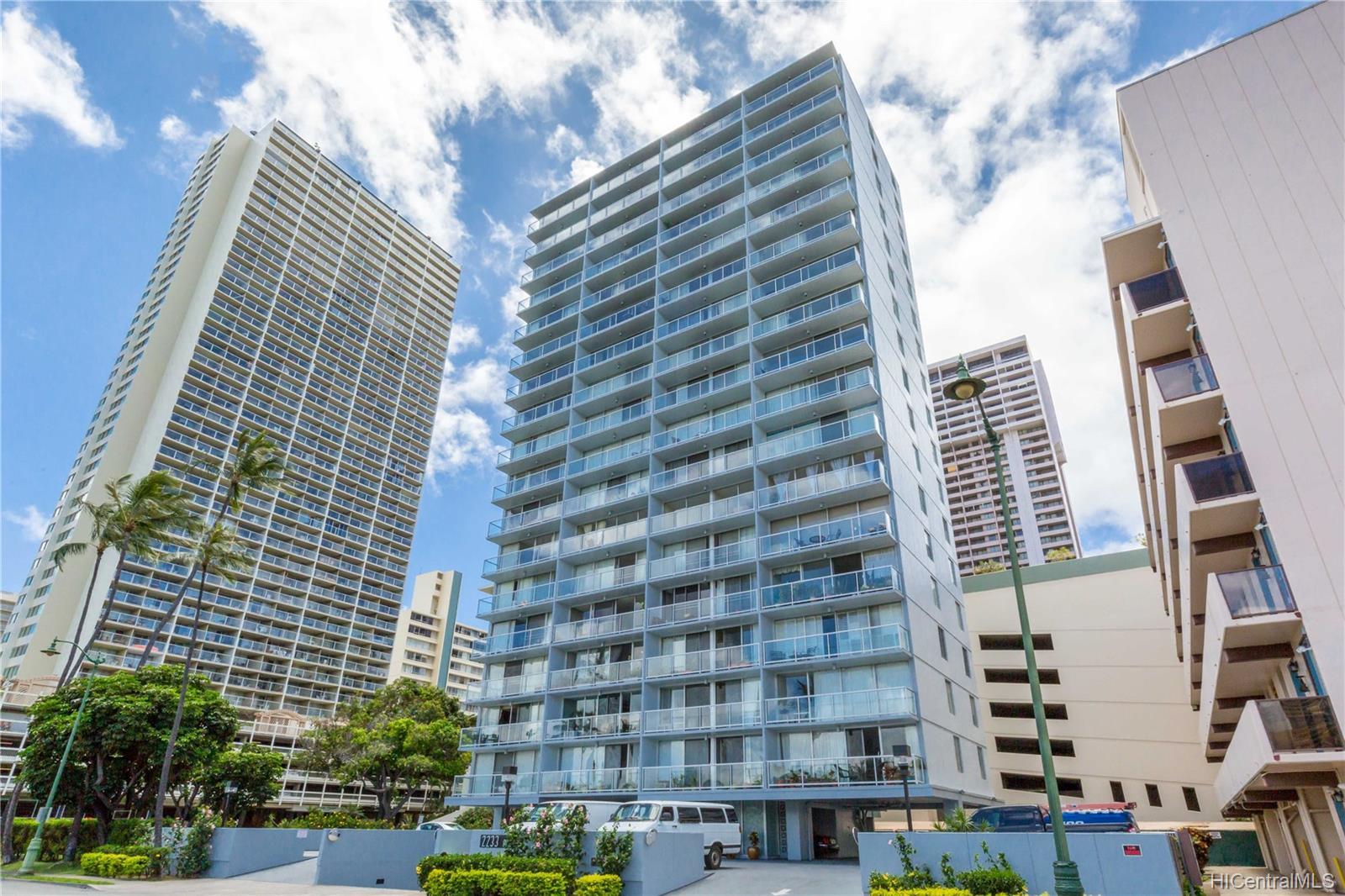 2233 Ala Wai condo # 18A, Honolulu, Hawaii - photo 20 of 20