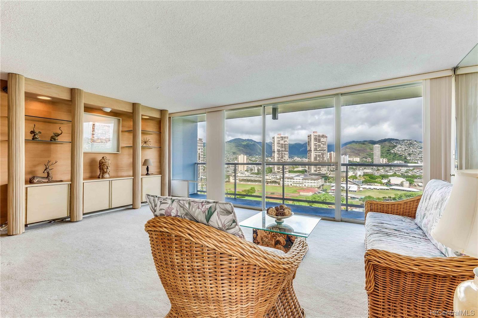 2233 Ala Wai condo # 18A, Honolulu, Hawaii - photo 3 of 20