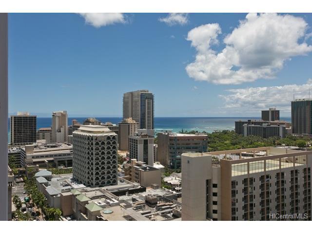 Royal Kuhio condo #2414, Honolulu, Hawaii - photo 1 of 10
