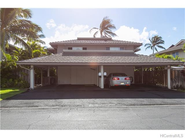 AOAO Kuapa Isle townhouse # 1101, Honolulu, Hawaii - photo 21 of 25