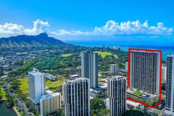 Waikiki Sunset condo # 2304, Honolulu, Hawaii - photo 15 of 18
