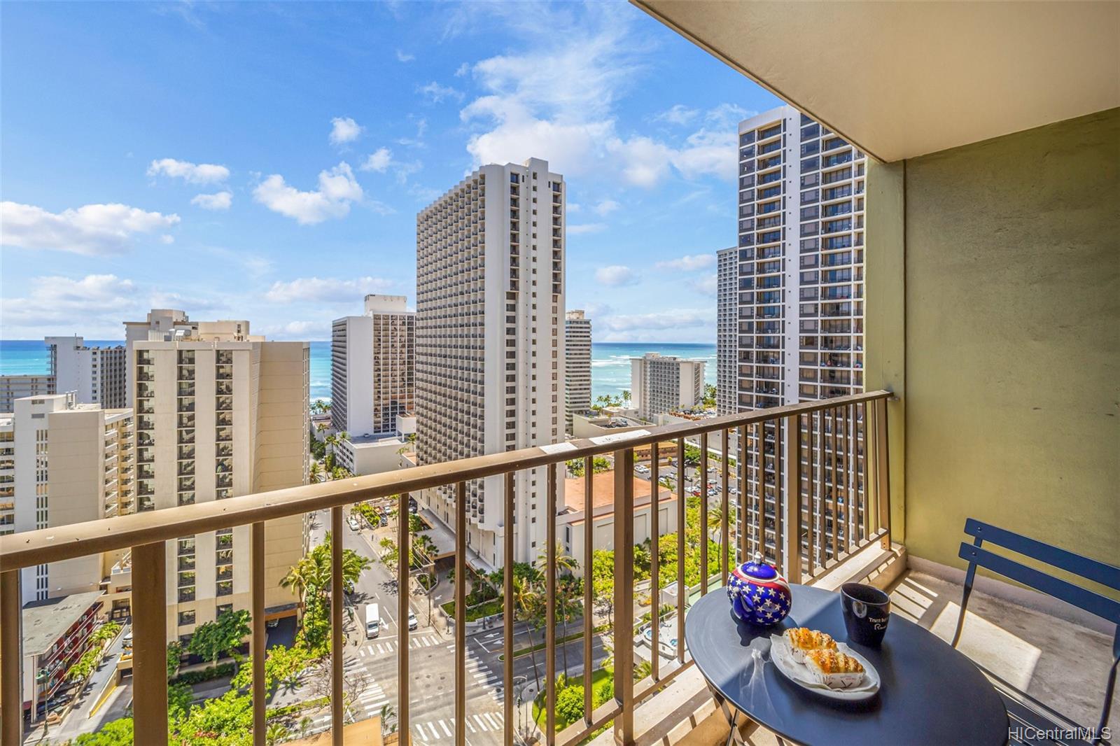 Waikiki Sunset condo # 2304, Honolulu, Hawaii - photo 3 of 18