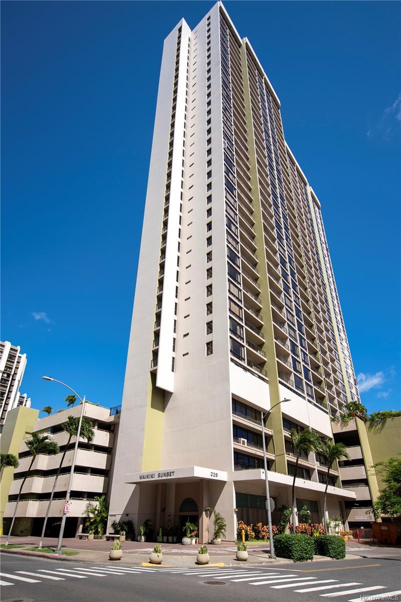 Waikiki Sunset condo # 2708, Honolulu, Hawaii - photo 13 of 14