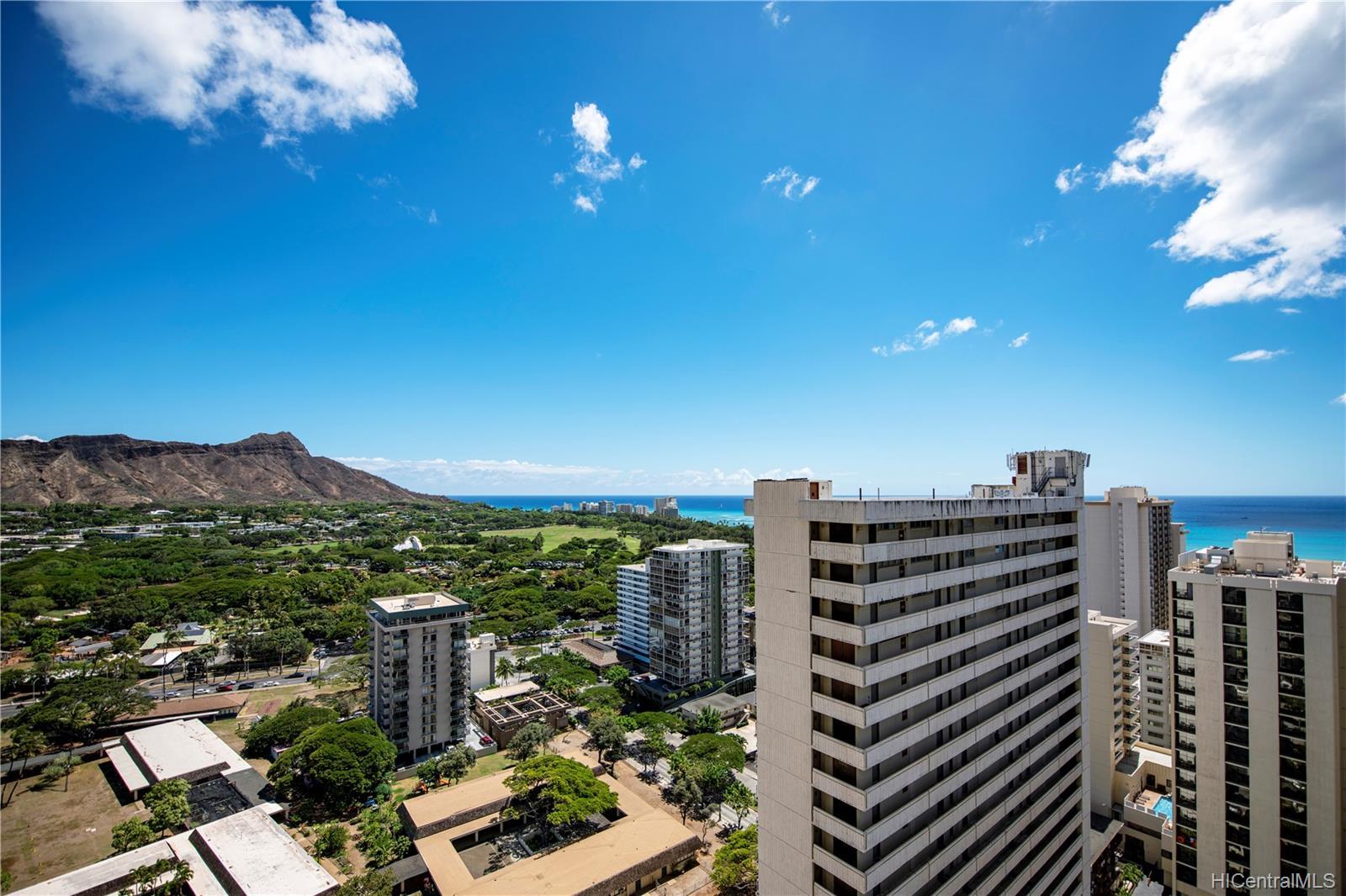 Waikiki Sunset condo # 2708, Honolulu, Hawaii - photo 4 of 14