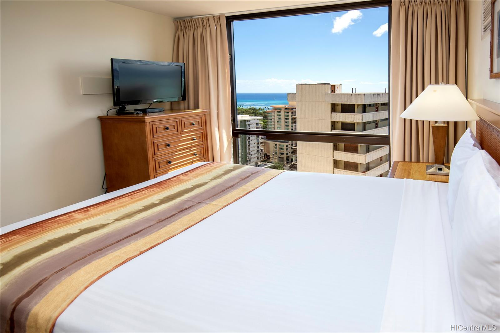 Waikiki Sunset condo # 2708, Honolulu, Hawaii - photo 7 of 14