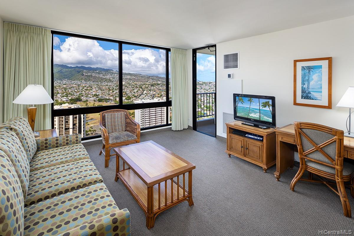 Waikiki Sunset condo # 3507, Honolulu, Hawaii - photo 1 of 19