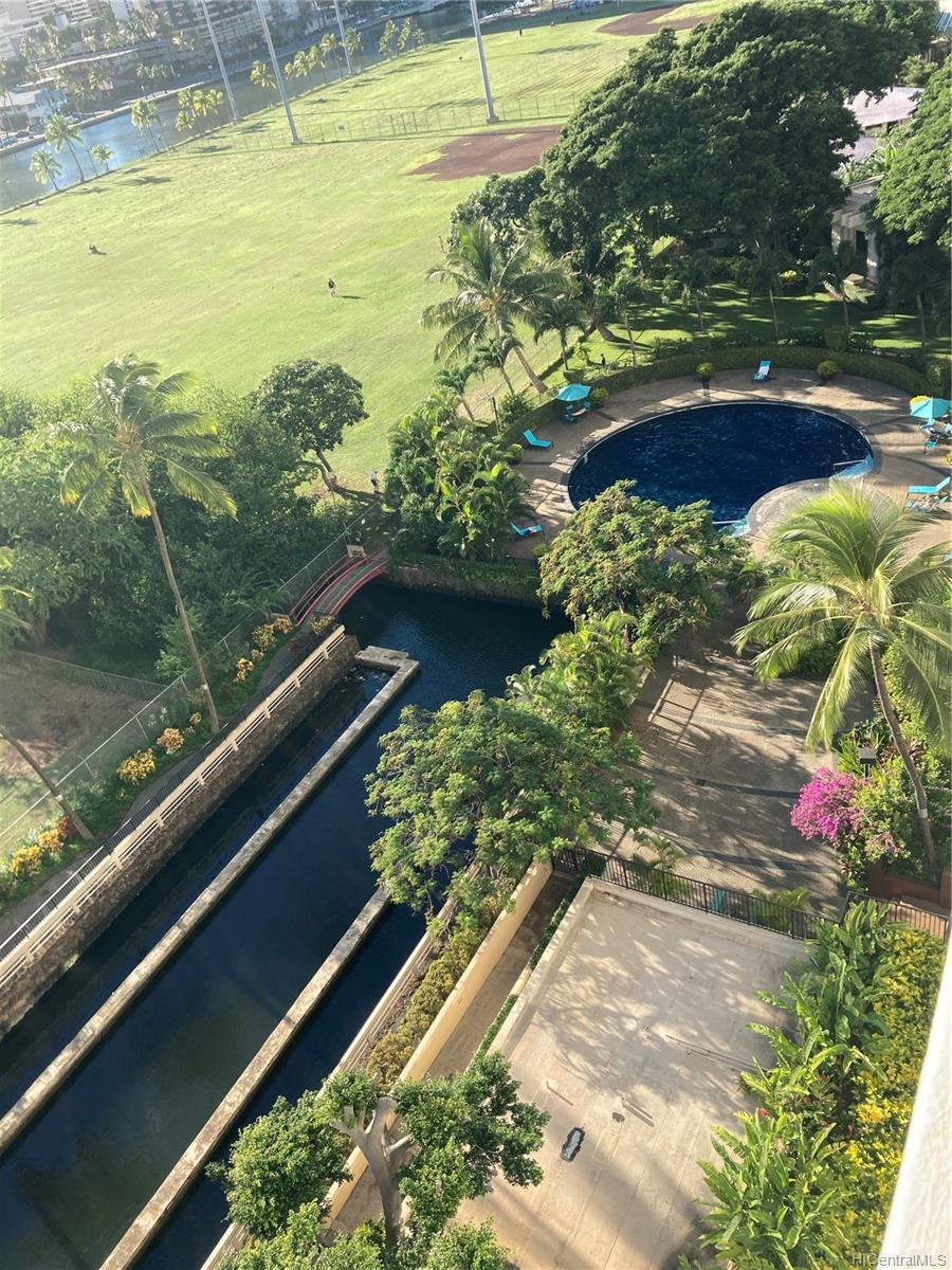 Marco Polo Apts condo # 1008, Honolulu, Hawaii - photo 7 of 25
