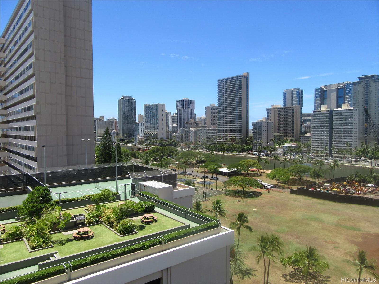 Marco Polo Apts condo # 1109, Honolulu, Hawaii - photo 2 of 20