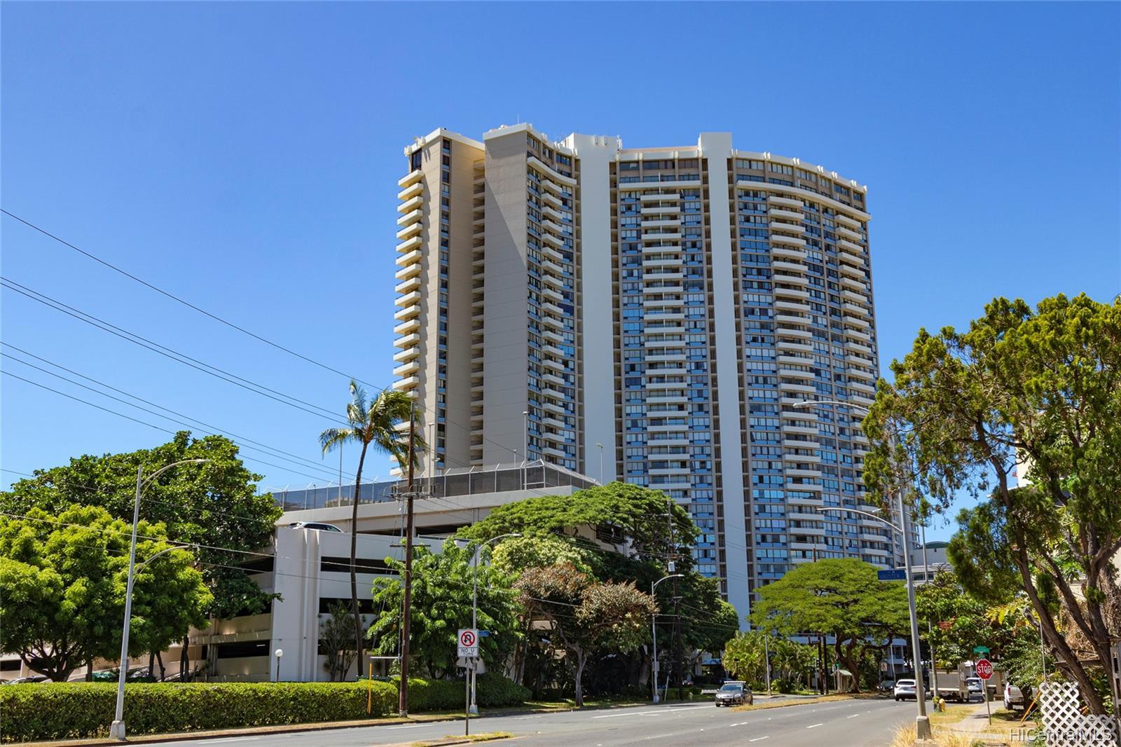 Marco Polo Apts condo # 1401, Honolulu, Hawaii - photo 16 of 25